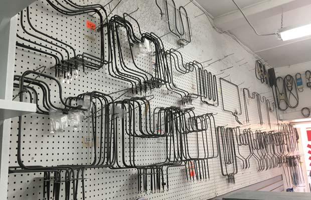 Vente de pièces d'électroménagers à Montréal - Ateliers Nelson à Montréal